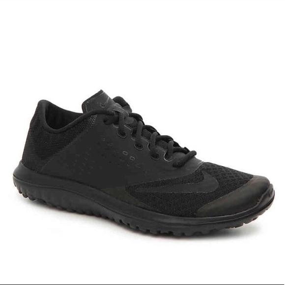 Nike Shoes | Nike Fitsole Run 3 Black